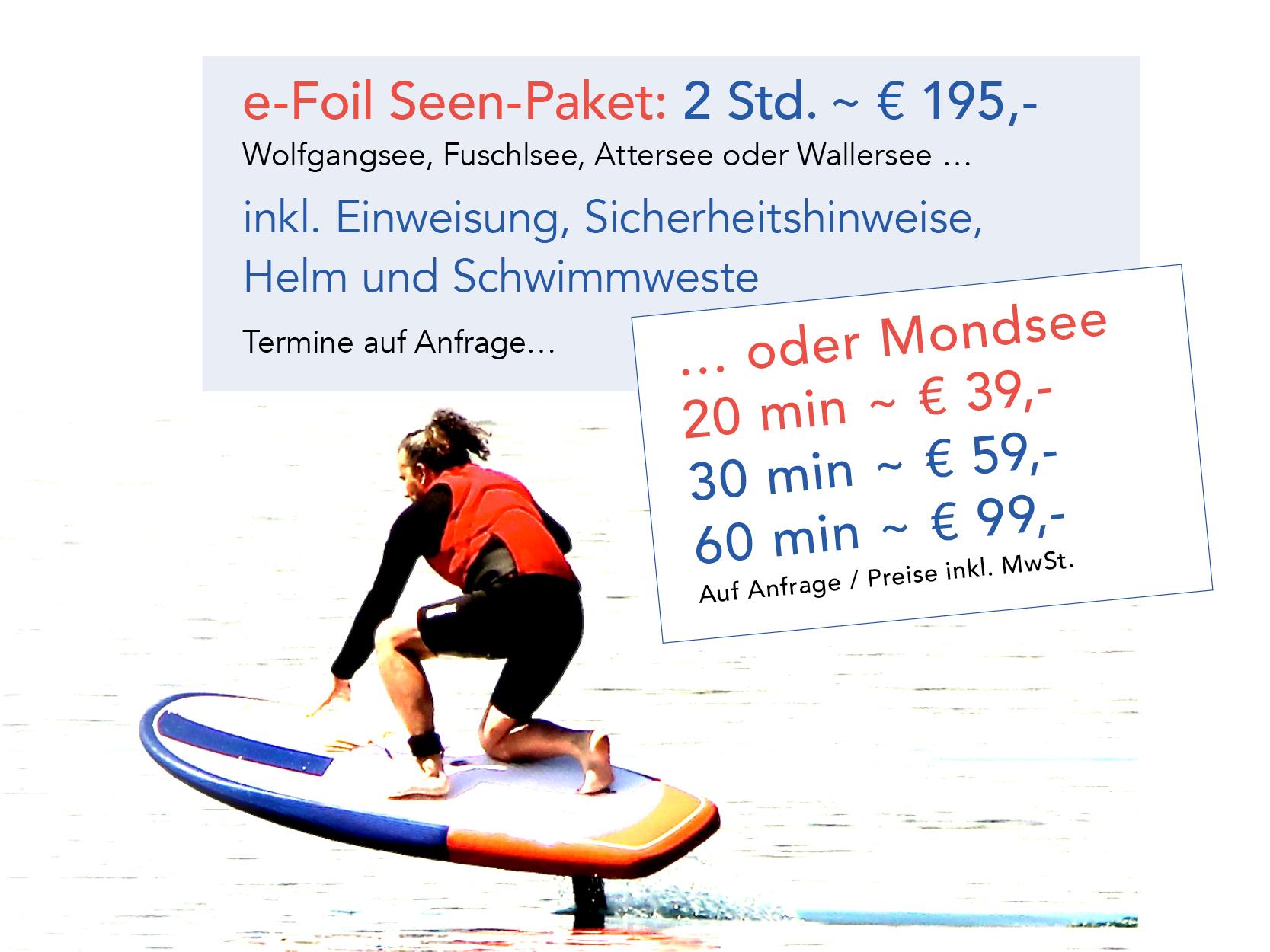 e-Foil in Österreich ausleihen
